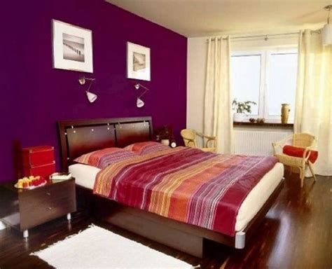 purple and orange bedroom here s the easiest bedroom color scheme ever