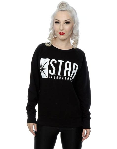 T Shirt S T A R the flash les t shirts et le sweat s t a r labs