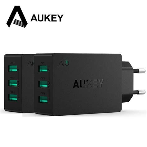 Charger Aukey Charger 30 18w Smart Fast Charging Qualcomm tech ce reviews shopping tech ce reviews on