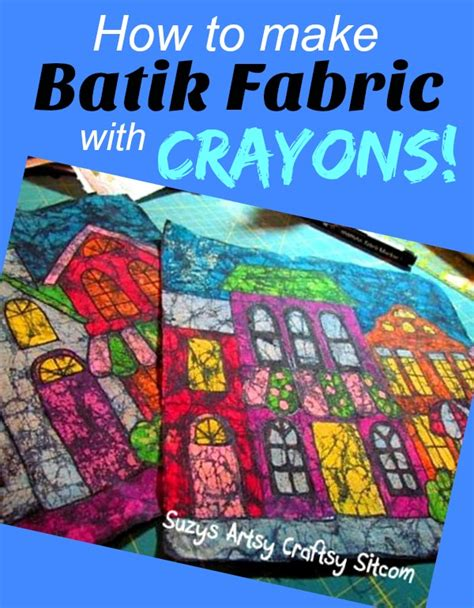 How To Get Crayon Out Of Fabric by Sitcom Instructions2