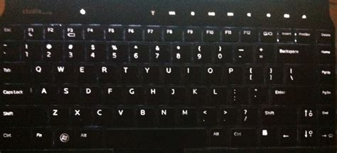 how to turn on keyboard light dell dell xps 1340 backlit keyboard not working backlight on