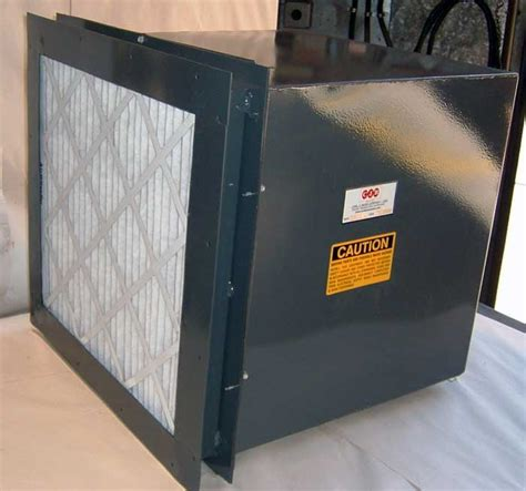explosion proof exhaust fan for spray booth model caf filtered wall fans carl j bush company