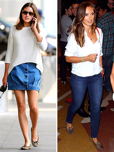 Get Leopard Print Flats Like Cameron And Reese by Leopard Print Flats Aelida