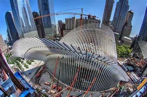 Aframe Homes by Santiago Calatrava S Oculus World Trade Center