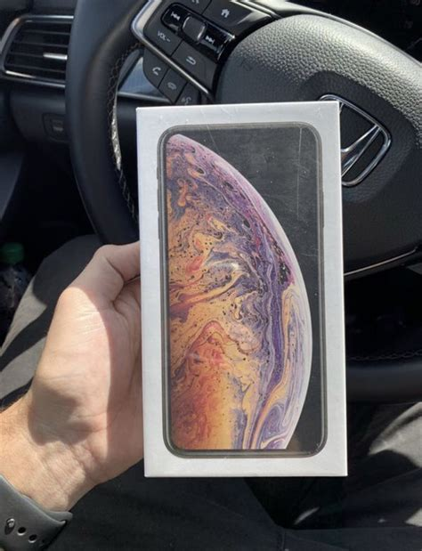 iphone xs max 64gb t mobile sealed for sale in dorchestr ctr ma offerup