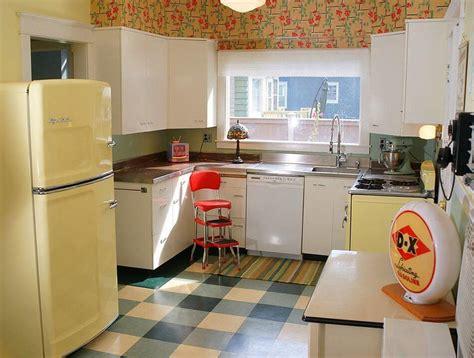 deco cuisine retro cagne la cuisine retro vintage garantit un v 233 ritable
