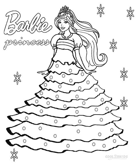 Island Princess Coloring Page | printable barbie princess coloring pages for kids cool2bkids