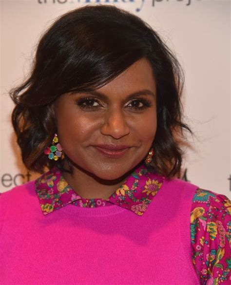 does mindy kaling wear wigs 757 best short hairstyles images on pinterest hairstyles