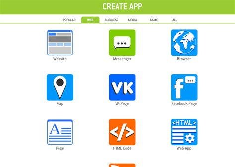 android app ideas how to make an app appsgeyser
