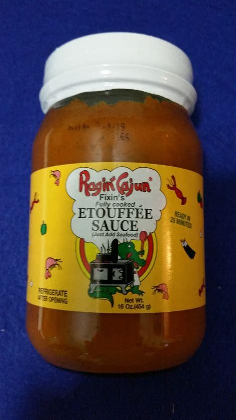 Ragin Cajun etouffee sauce ragin cajun