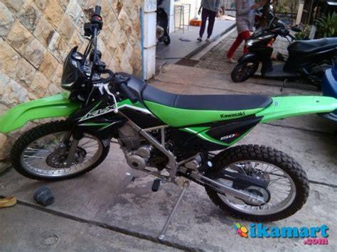 Tele Klx L Ori Kawasaki jual klx 150 l 2014 hijau motor