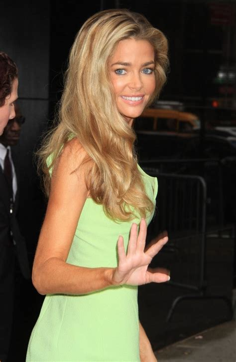 denise richards this morning denise richards drops by gma in nyc part 2 zimbio