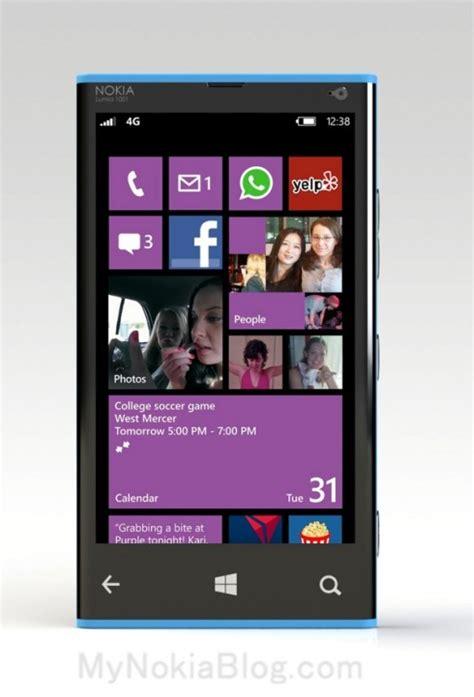 Nokia Lumia Pureview nokia lumia 1001 pureview features 41 mp dual cpu wp8 concept phones