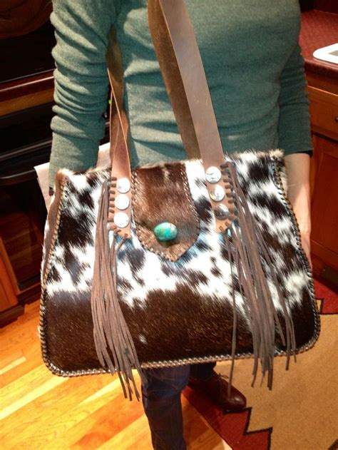 How To Turn Cowhide Into Leather - best 25 cowhide purse ideas on western wear
