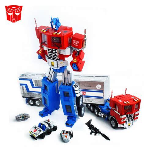 Transformer Optimus Prime Lego lego transformers lego creations by pax