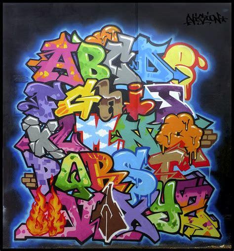 graffiti wall graffiti font styles