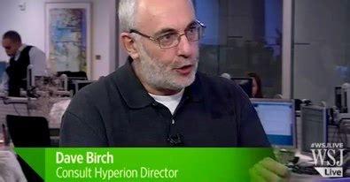 Biography David G W Birch