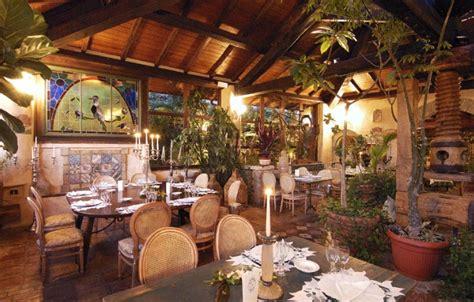 ristoranti lume di candela roma ristorante il picchio rosso a roma