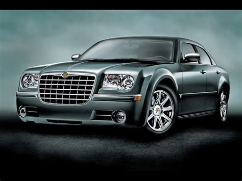 2005 Chrysler 300c Horsepower by 2005 Chrysler 300c Front Angle Green 1600x1200 Wallpaper