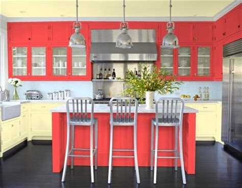 Coral Kitchen | 6 tips to using coral in the kitchen
