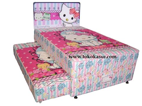 Kasur Bed Ukuran No 1 big charmy 2in1 toko kasur bed murah simpati furniture