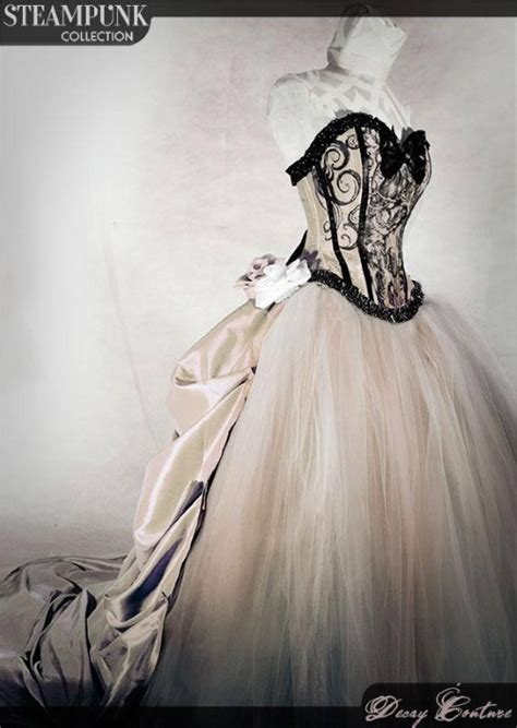 Antique Wedding Dresses by Steunk Wedding Dress Styles Fairytale Antique And