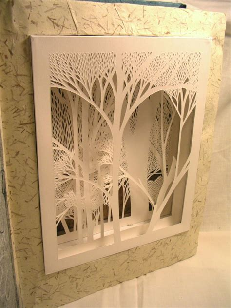 3d paper cutting templates tunnel books and cutouts by pistolespress