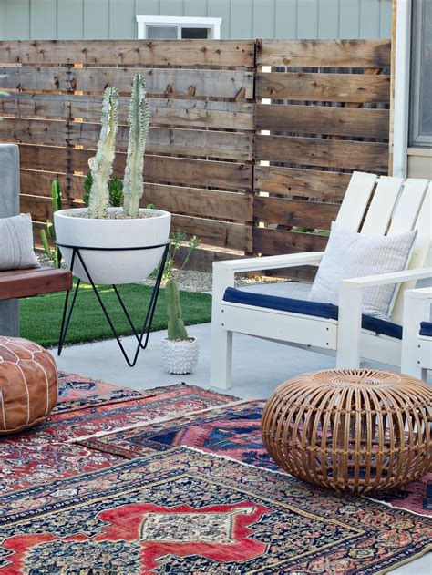 California Backyard Patio by Modern California Backyard Reveal Brittanymakes