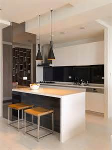 Black And Kitchen Ideas by Black And White Kitchens And Their Elements