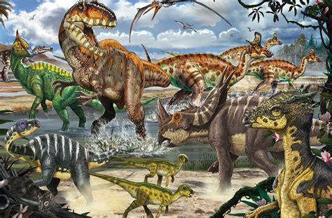 500 Jigsaw Puzzle Dinosaurs the dinosaur king jigsaw puzzle puzzlewarehouse