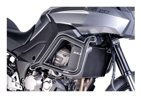 Puig Engine Guards Kawasaki Versys 1000 2012 2014   RevZilla
