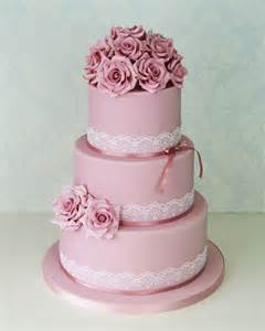 pink wedding cakes the knot a wedding cake company