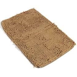 Non Slip Bathroom Rugs Soft Shaggy Non Slip Absorbent Bath Mat Bathroom Door Floor Shower Rugs Carpet Ebay