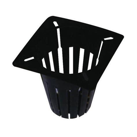 vasi idroponica netpot vaso tondo 50mm per canalina idroponica