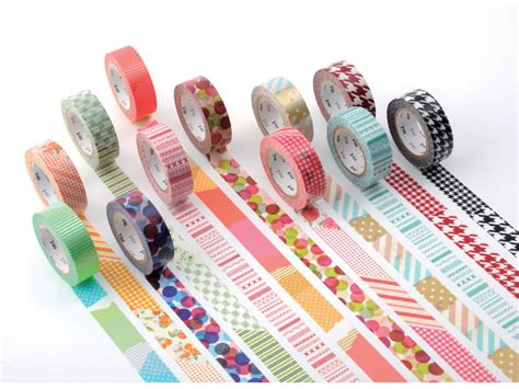 washie tape washi tape japan s popular stylish masking tape goin