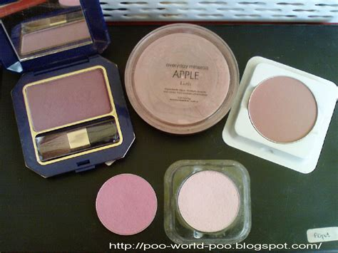 Harga Inez Blush On Pink No 02 phu s world in searching for pink blush