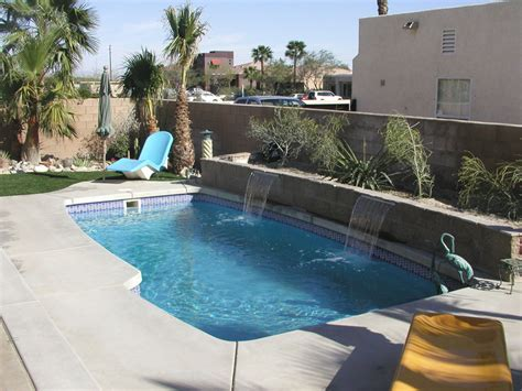 small swimming pool clearwater small fiberglass inground viking swimming pool