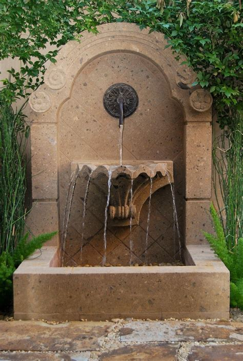 contemporary wall fountains 25 best wall fountains ideas on contemporary