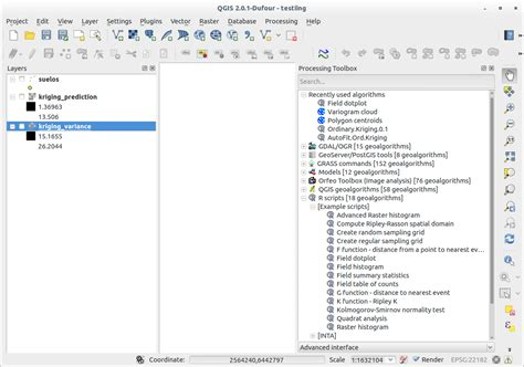 tutorial qgis 2 0 is it possible to create and run custom r scripts in qgis