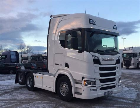 scania r520 580 kort leveringstid tractor units for