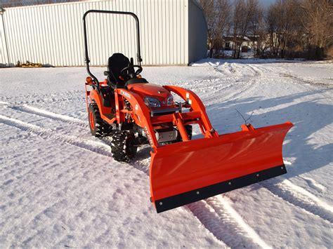 kubota bx forks kubota bx attach snow plow attachments
