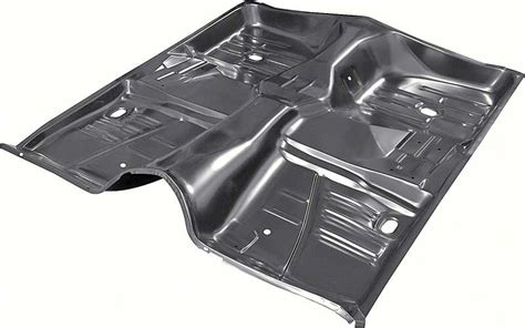 Floor Pans by 1963 Chevrolet Impala Parts Panels Floor Pans