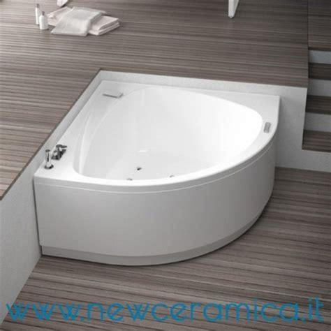 vasca grandform vasca angolare 140x140 con idromassaggio grandform