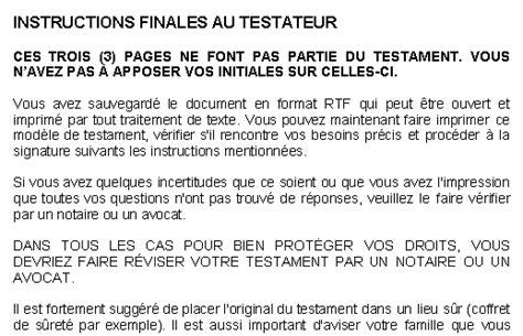 Exemple De Lettre Testament Le R 233 Seau Juridique Du Qu 233 Bec Le Portail Du Droit Au Qu 233 Bec