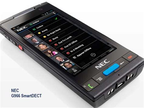 Phone Lookup Singapore Nec Unveils Smartdect Phone In Singapore While Its India End Showcases Nfc Innovatio