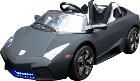 Lamborghini Toddler Car Rocket Lamborghini 12 V Electric Ride Sur Enfants