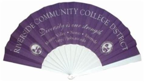 custom folding fans folding fans custom made with your logo