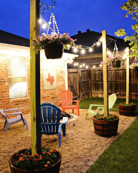Cozy Backyard Ideas 22 Stunning Outdoor Pits For Cozy Backyard Home Design And Interior