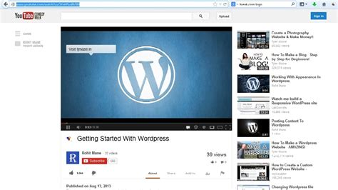 wordpress tutorial embed video embed video plugin for wordpress by patsatech codecanyon
