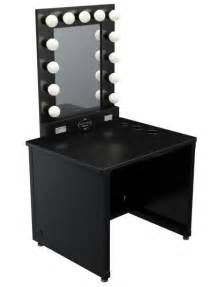 Vanity Broadway Lighted Vanity Desk Beautymarkz Makeup Hair Vanity